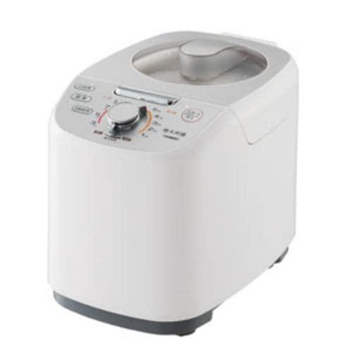 ツインバード MR-E751W 「精米御膳」コンパクト精米機(1~5合用) ホワイト