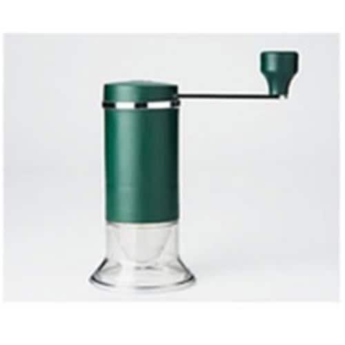 川崎合成樹脂 MI-001 MILLU セラミックお茶ミル MILLU  緑
