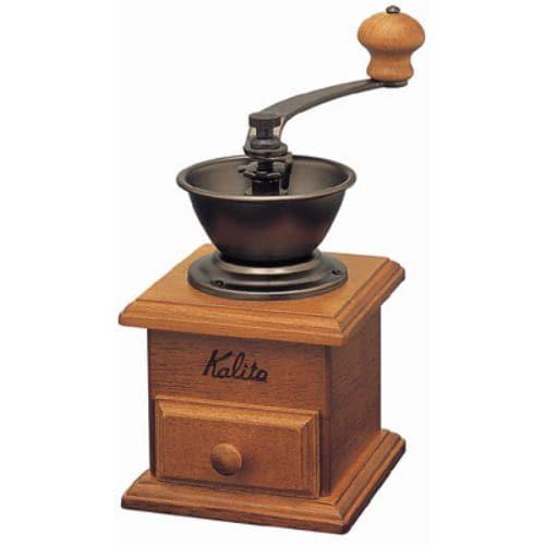 カリタ 手挽きコーヒーミル 「ミニミル」