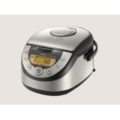 日立 RZ-XS10M-S IH炊飯器 5.5合(シルバー)