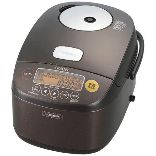 象印 NP-BF18-TD 圧力IH炊飯ジャー (1升炊き)