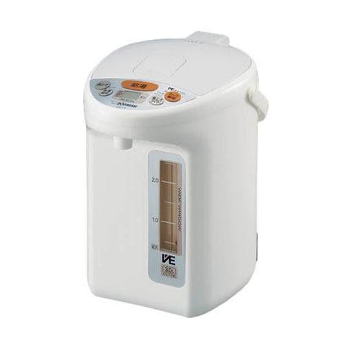 象印 CV-TY22-WA マイコン沸とうVE電気まほうびん 2.2L ホワイト
