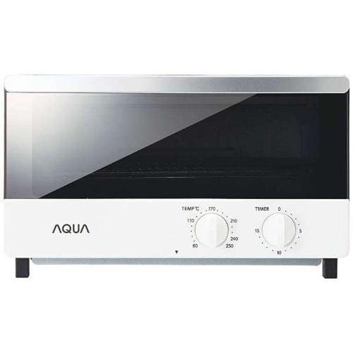 AQUA AQT-WA11-W オーブントースター (1200W) ホワイト