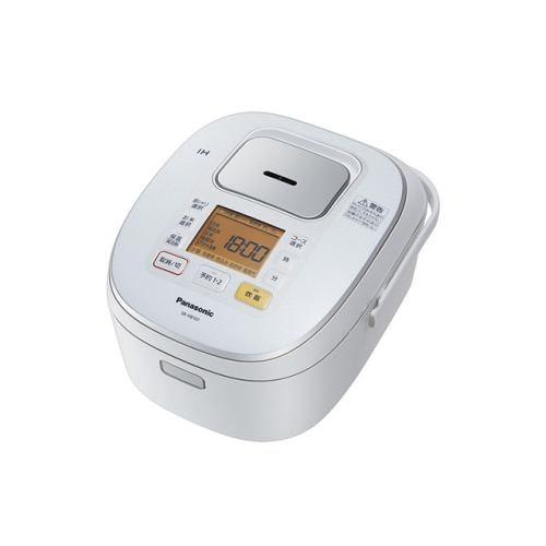 パナソニック SR-HB187-W IHジャー炊飯器(1升) ホワイト