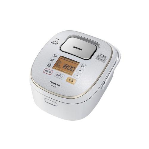 パナソニック SR-HX187-W IHジャー炊飯器(1升) スノーホワイト