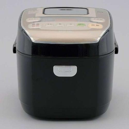 アイリスオーヤマ KRC-PA50-B 圧力IH炊飯ジャー「米屋の旨み-銘柄炊き」(5.5合)