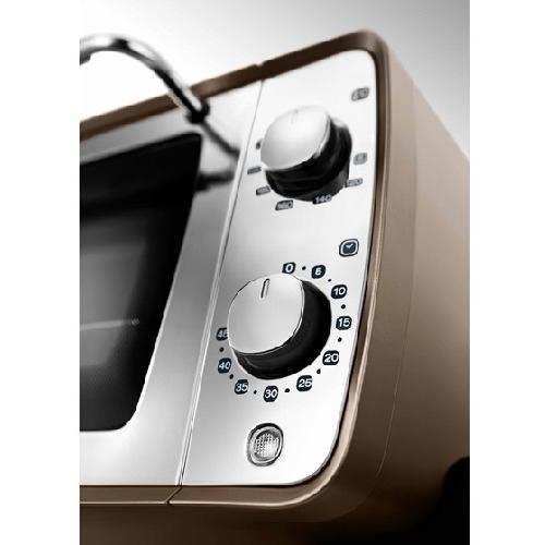 デロンギ EOI407J-BZ オーブントースター 「ディスティンタコレクション」(1200W)