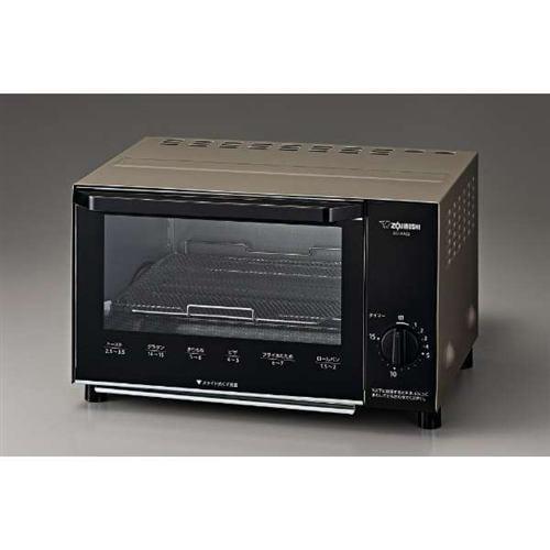 象印 EQ-AA22-NM オーブントースター 「こんがり倶楽部」 1000W シャンパンゴールド オーブントースター