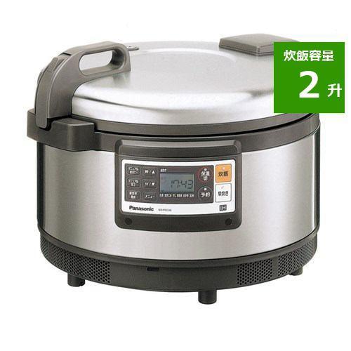 炊飯器 パナソニック SR-PGC36 業務用IHジャー炊飯器 3.6L 5合~2升 一升 1升 以上