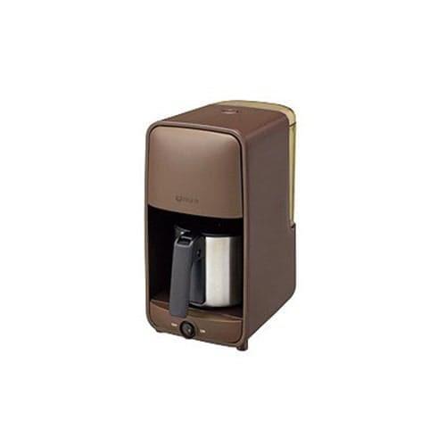 タイガー ADC-A060TD コーヒーメーカー 0.81L ダークブラウン
