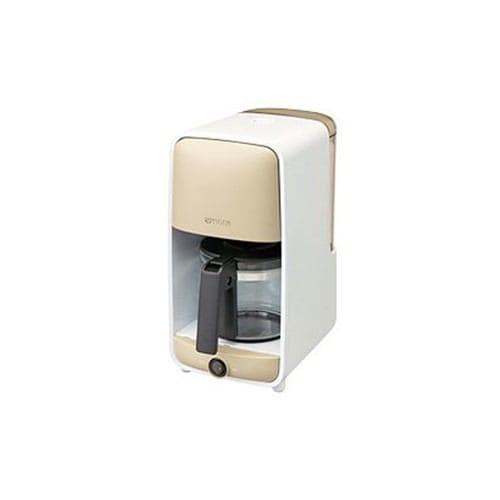 タイガー ADC-B060WG コーヒーメーカー 0.81L グレージュホワイト