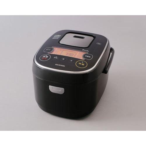 炊飯器 アイリスオーヤマ MRCIG50 IH炊飯器 ブラック