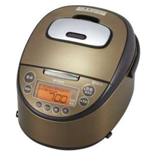 タイガー魔法瓶 JKT-C180-TK 炊飯器 炊きたて ダークブラウン (1升 /IH /4.9kg)
