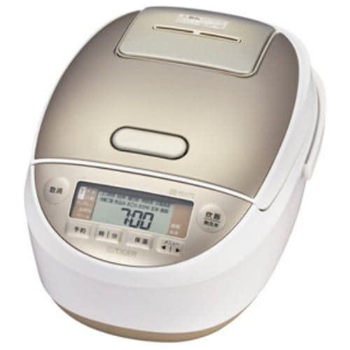 タイガー JPK-A180W 圧力IH炊飯ジャー 炊きたて 一升炊き ホワイト