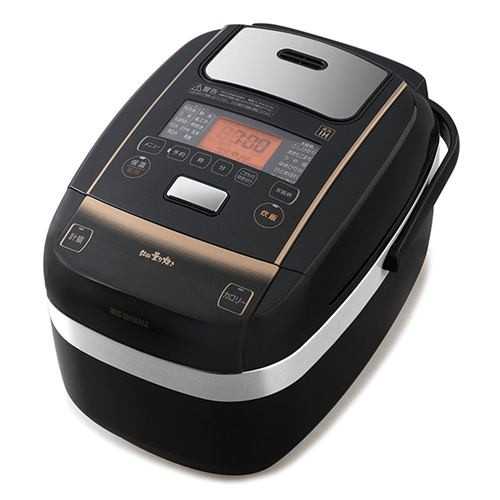 炊飯器 アイリスオーヤマ KRC-PC50 圧力IHジャー炊飯器 米屋の旨み銘柄量り炊き 5.5合炊き 5.5合