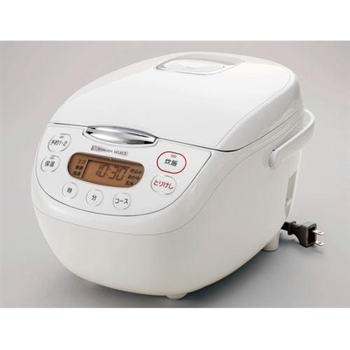 炊飯器 ヤマダ YAMADASELECT YECM10G1 5合炊き W 5合