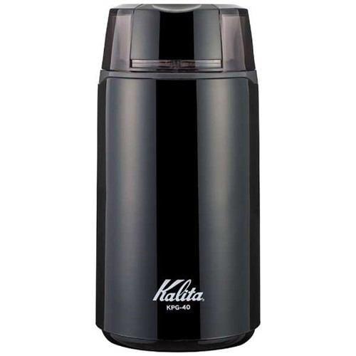 Kalita KPG-40B 電動ミル ブラック