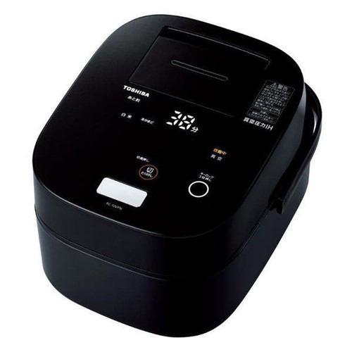 炊飯器 東芝 RC-10VPN(K) 真空圧力IH炊飯器 5.5合炊き グランブラック 5.5合