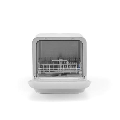 アイリスオーヤマ KISHT-5000-W 食器洗い乾燥機 ホワイト