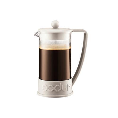 ボダム 10938-913 ブラジルフレンチプレスコーヒーメーカー 1L オフホワイト