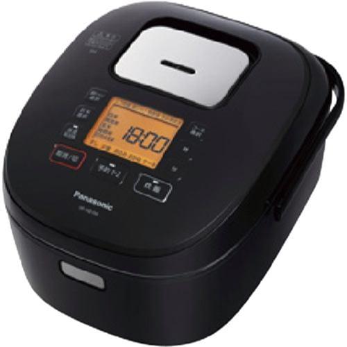 炊飯器 パナソニック SR-HB100-K IH炊飯器 ダイヤモンド銅釜 5.5合炊き ブラック 5.5合