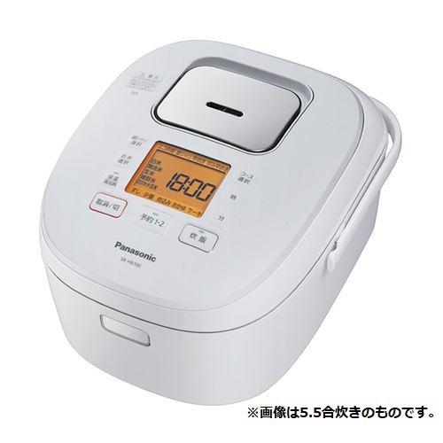 炊飯器 パナソニック SR-HB180-W IH炊飯器 ダイヤモンド銅釜 1升炊き ホワイト 一升 1升