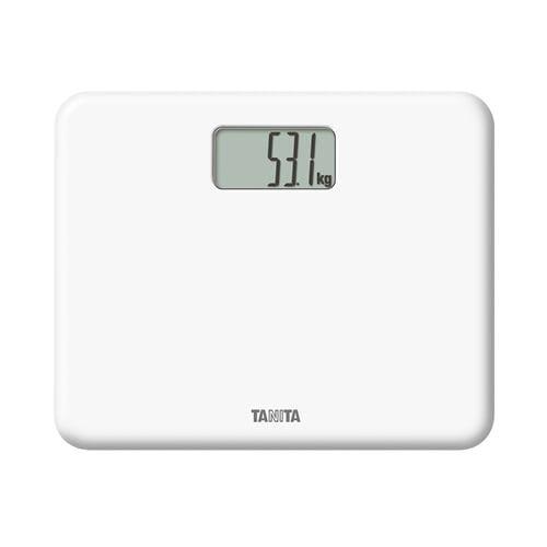 タニタ HD760WH 電子体重計