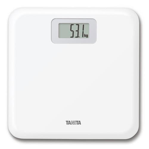 タニタ HD761WH 電子体重計