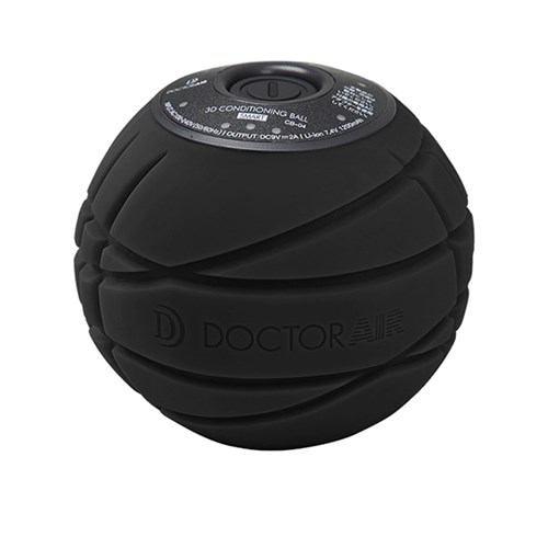 ドクターエア CB-04BK 3Dコンディショニングボールスマート(ブラック)