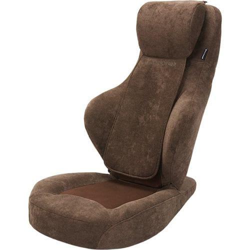 ドクターエア MS-05-BR 3Dマッサージシート座椅子 ブラウン