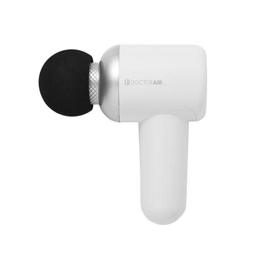 ドリームファクトリー RG-01 ドクターエア  筋膜リリース器 小型 軽量 静音 ドクターエア リカバリーガン  ホワイト