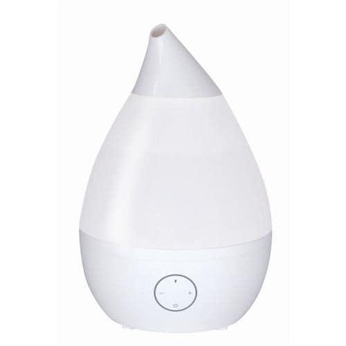加湿器 EAST  アロマ 超音波式  EAK-CO33-W アロマ対応 超音波加湿器 ホワイト