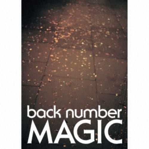 【CD】back number / MAGIC(初回限定盤A)(Blu-ray Disc付)