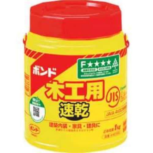 コニシ ボンド木工用速乾 1kg(ポリ缶)