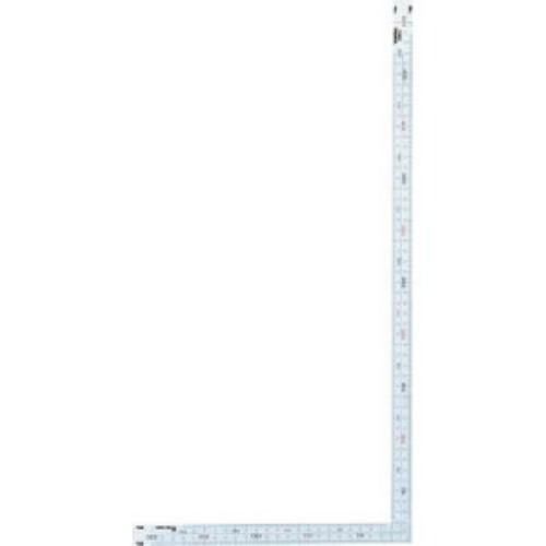 TRUSCO JISシルバー曲尺厚手広幅サイズ50cm
