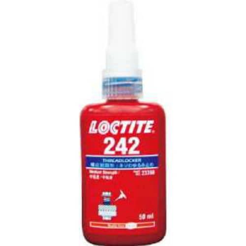 ロックタイト ネジロック剤 242 50ml