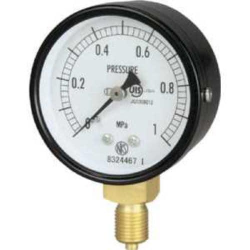 長野計器 AA101210.16MP 普通形圧力計