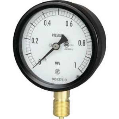 長野計器 BC101314.0MP 密閉形圧力計