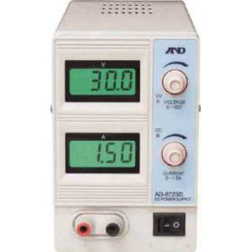 A&D 直流安定化電源 30V 1.5A
