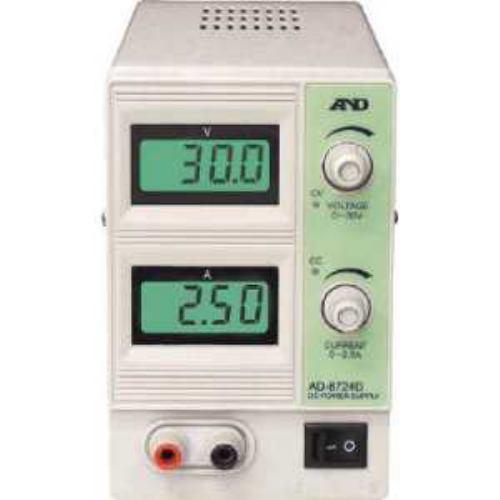 A&D 直流安定化電源 30V 2.5A