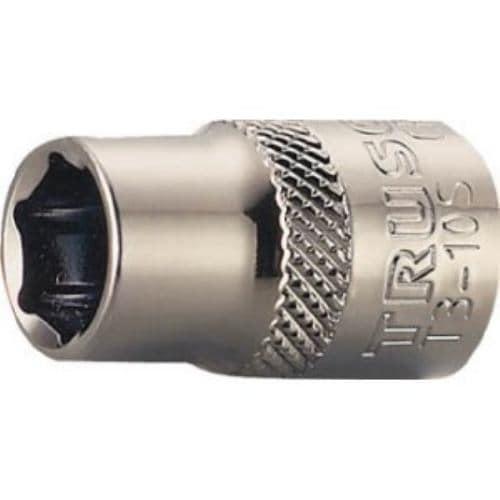 TRUSCO ソケット 6角タイプ 差込角9.5 対辺19mm