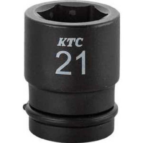 KTC 12.7sq.インパクトレンチ用ソケット(標準) ピン・リング付13mm