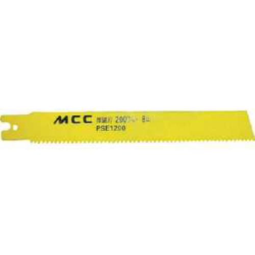 MCC PSヨウ厚鋸刃 200MMX8山(ステンレス)