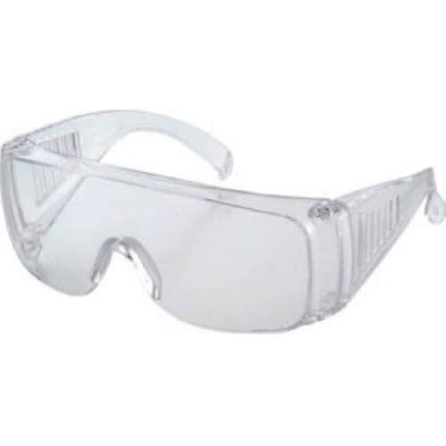 TRUSCO 一眼型セーフティグラス レンズ透明
