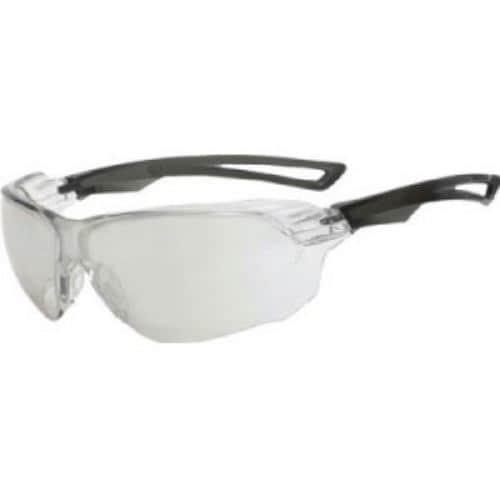 TRUSCO 二眼型セーフティグラス スポーツタイプ レンズシルバー