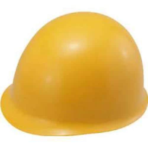 タニザワ ABS製MP型ヘルメット 黄