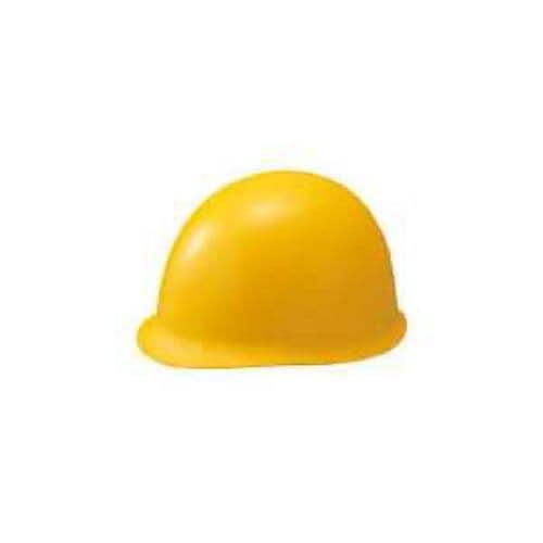 タニザワ MP型ヘルメット 黄