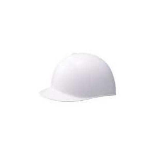 タニザワ ヘルメット(耐電型野球帽タイプ) 白