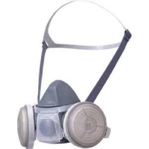 シゲマツ 取替え式防じんマスク