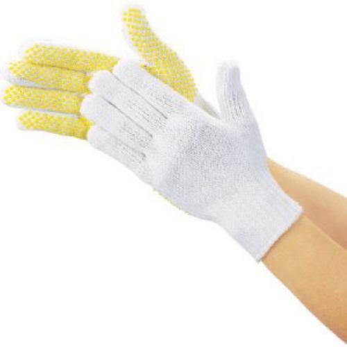 TRUSCO 安全すべり止め手袋 厚手 フリーサイズ